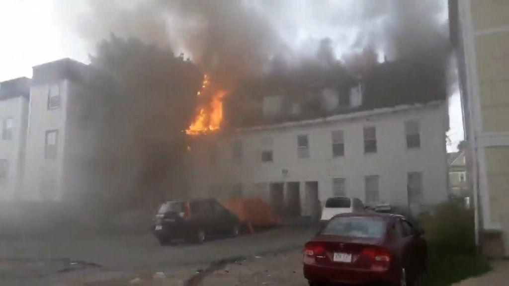 Un muerto y 12 heridos tras múltiples explosiones cerca de Boston