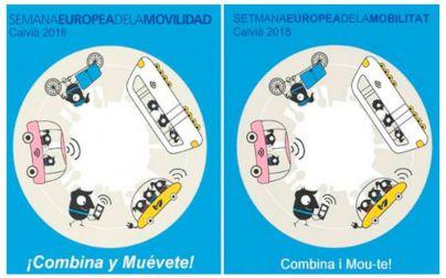 Calvià se suma a la Semana Europea de la Movilidad con actividades hasta el 23 de septiembre