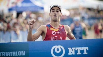 Mario Mola luchará por proclamarse tricampeón de las Series Mundiales