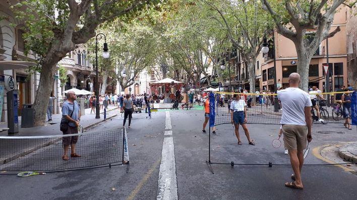 Palma inicia la 'Diada de la Mobilitat' para concienciar sobre un desplazamiento sostenible