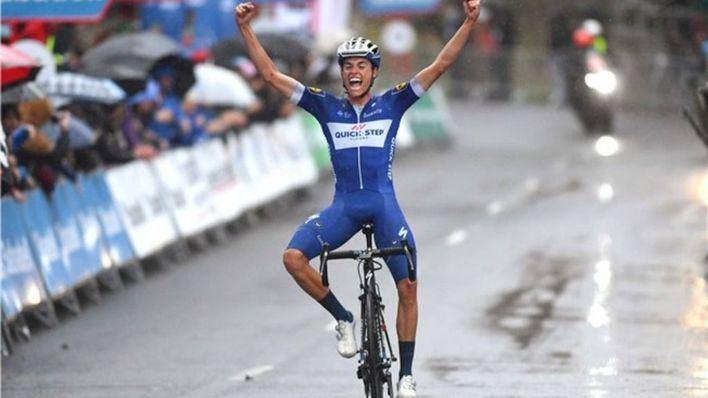 Enric Mas gana en La Gallina y se sitúa segundo en la general asegurándose podium