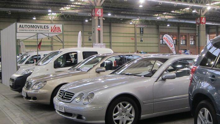 Las ventas de vehículos usados caen un 6,8 por ciento en agosto en Balears