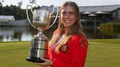 Asesinada la golfista española Celia Barquín en un campo de Iowa
