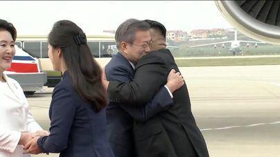 Kim recibe a Moon de cara a su tercera cumbre