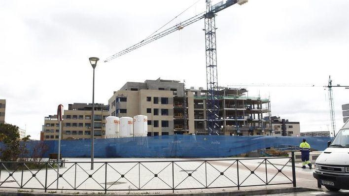 Desciende el número de ocupados en el sector de la construcción en Balears con un -10,6 por ciento