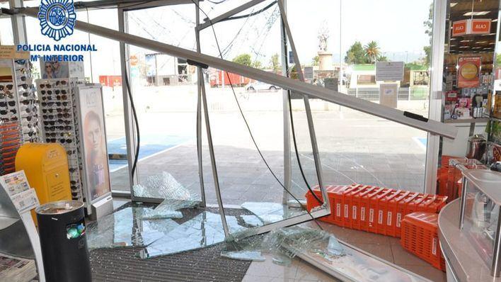 La Policía Nacional detiene al autor de numerosos alunizajes en polígonos de Palma