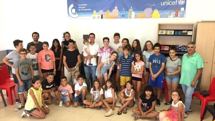 Santanyí y Unicef trabajan para renovar el 'Segell Ciutat Amiga de la Infáncia'