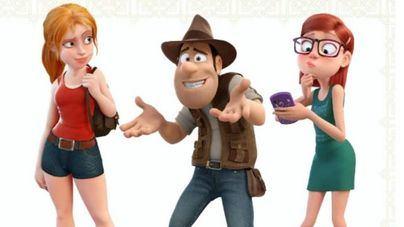 La animación española facturó 654 millones y generó 7.450 empleos