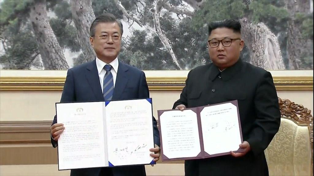 Kim tomará medidas para lograr la desnuclearización