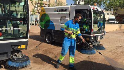 """Dimite el jefe del servicio de limpieza de Emaya por """"motivos personales"""""""