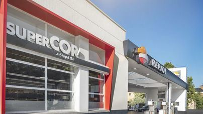 Repsol y el Corte Inglés abrirán en tres años mil tiendas Supercor Stop&Go