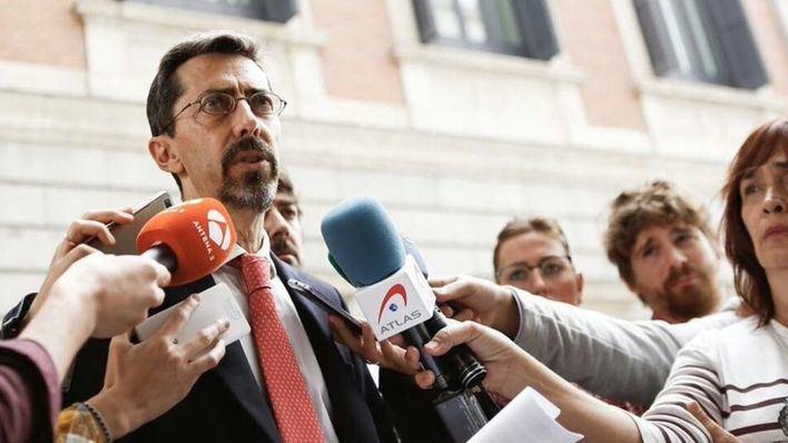 """Cs lleva al Congreso la polémica por un libro de ESO en Baleares que """"justifica"""" el terrorismo"""