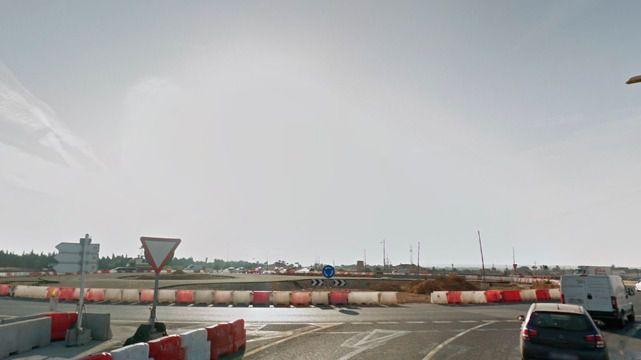 Cierre de un tramo de la carretera de Manacor desde el martes por las obras del Segundo Cinturón