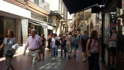 El sector servicios aumenta un 3,7 por ciento sus ventas en julio en Balears
