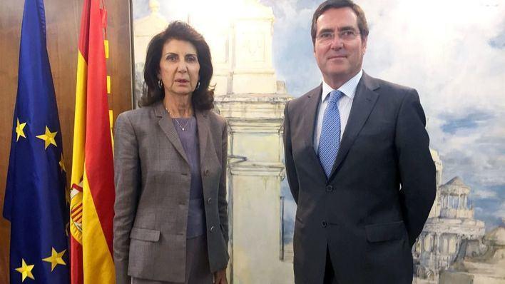 La CAEB apoya por unanimidad la candidatura de Antonio Garamendi para presidir la CEOE
