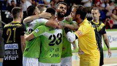 Primera alegría del Palma Futsal en Son Moix contra el O'Parrulo Ferrol (5-3)