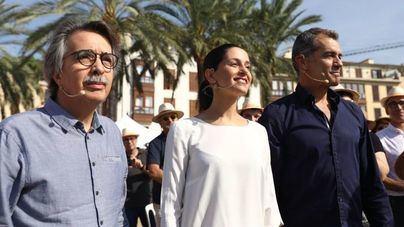 Líderes autonómicos de Ciudadanos se reúnen en Palma y critican la política lingüística del Govern
