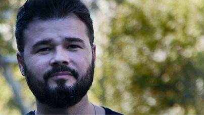 Rufián asegura en Palma que 'es inevitable' que Cataluña sea independiente