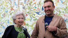 Miquel Barceló y su madre presentan el 'hilo' que les une en 'Vivarium'