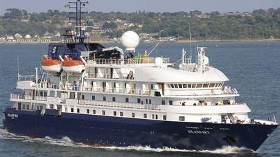 El crucero 'Azamara Journey' hará escala este lunes en Ibiza
