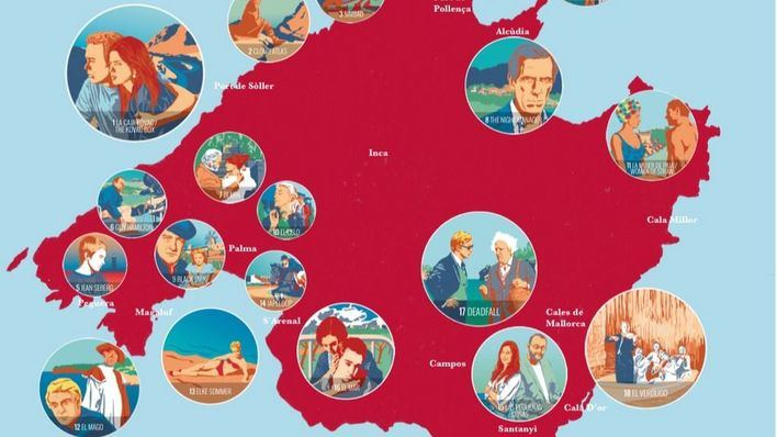Versión 2.0 del 'movie map' interactivo estrenado en 2017