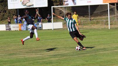 El Baleares deja escapar la victoria tras un intenso partido contra el Peralada
