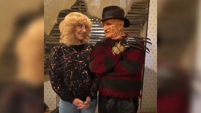 Robert Englund resucita a Freddy Krueger 15 años después en Los Goldberg