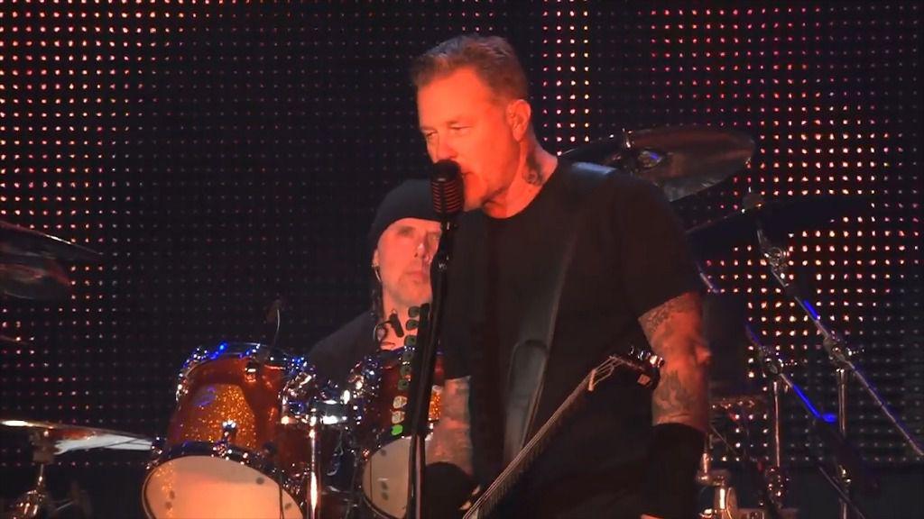 Metallica anuncia grandes conciertos en Madrid y Barcelona