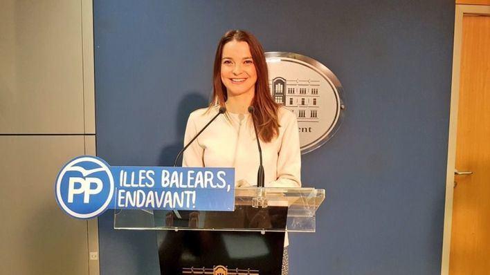 "El PP culpa a Armengol de que Baleares ""carezca de un transporte público seguro"""
