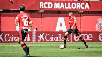 El capitán del Mallorca, Xisco Campos, recibe el alta médica