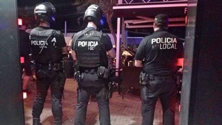Cuatro locales cerrados y 86 expedientes por ruido e incumplir horarios en Palma