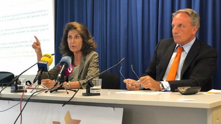 CAEB destaca la moderación del consumo y las inversiones y dice que no