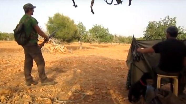 Acusan al Govern de permitir la caza en la finca pública de Son Real