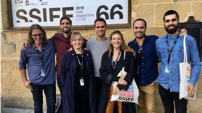 El sector audiovisual balear vende sus productos en San Sebastián