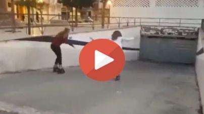Vídeo viral: patinaje a muerte a ritmo de Queen