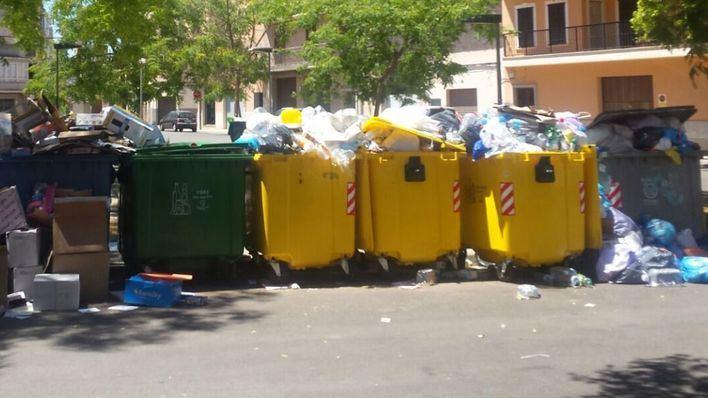 Los servicios de limpieza de Santa Margalida harán huelga desde el martes