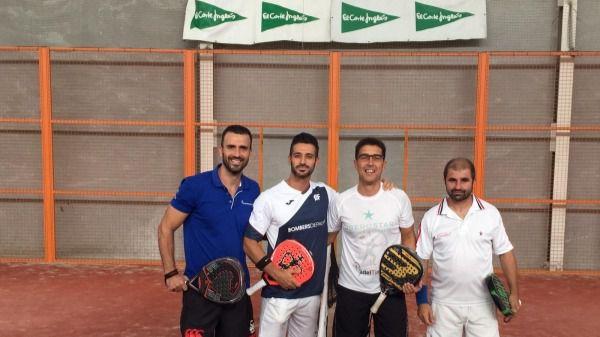 Arranca el II Torneo Pádel El Corte Inglés con más de 200 inscritos