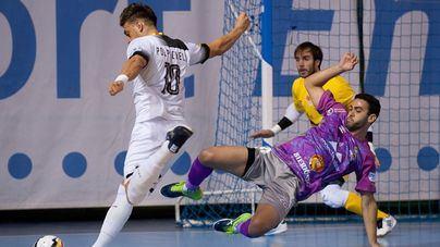 Goleada del Palma en Santa Coloma y mantiene el pleno de victorias (0-6)