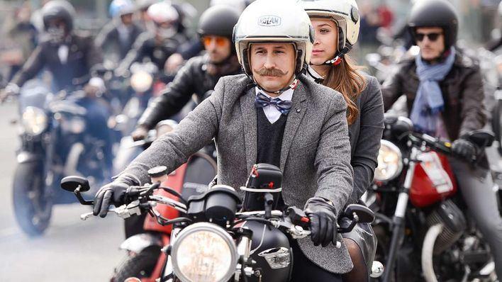 200 motoristas recorren Palma en la Distinguised Gentleman's Ride este domingo