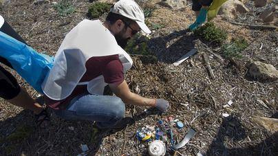 Nueva campaña que recoge datos sobre la basuraleza de las costas Balears