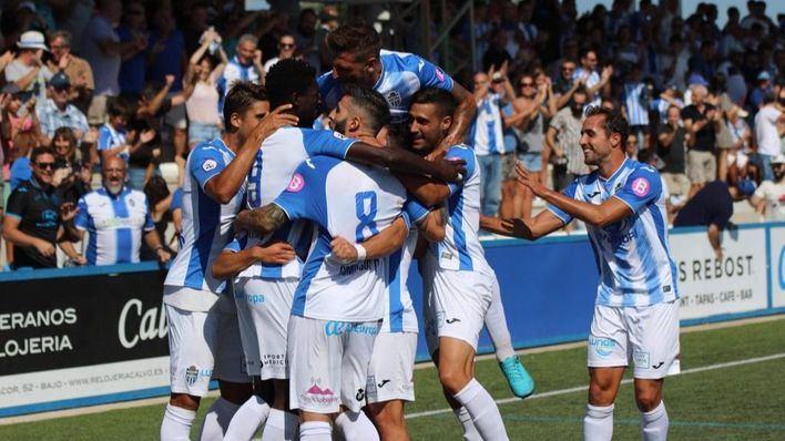 El Baleares se lleva los tres puntos tras vencer al Conquense