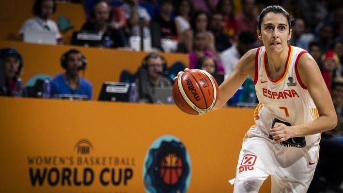 La Selección Femenina de Alba Torrens se lleva el bronce en el Mundial