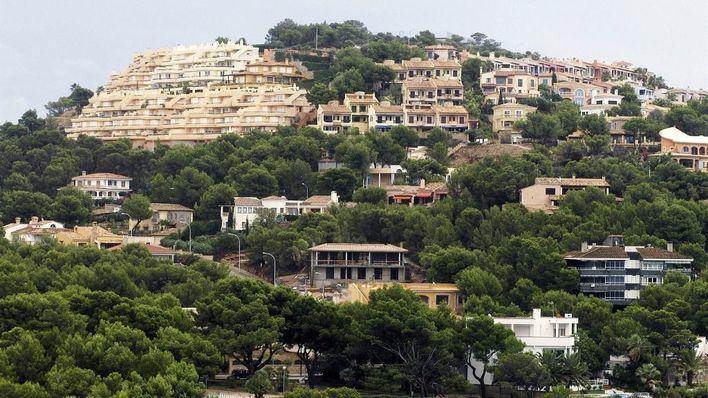 La firma de hipotecas de viviendas en Balears baja un 14,2 por ciento