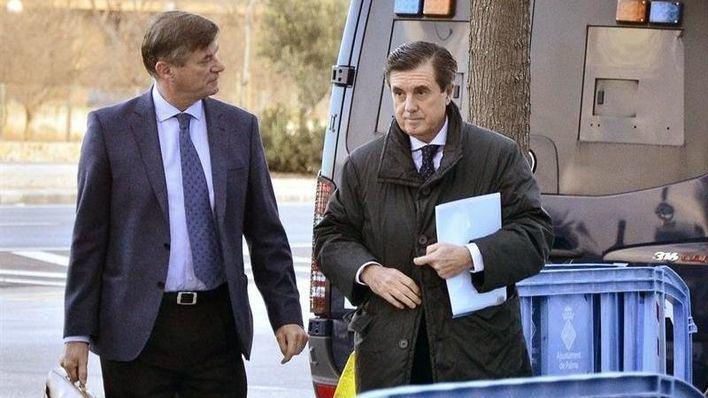 Matas y Rodríguez, al banquillo este lunes por el 'caso Over'