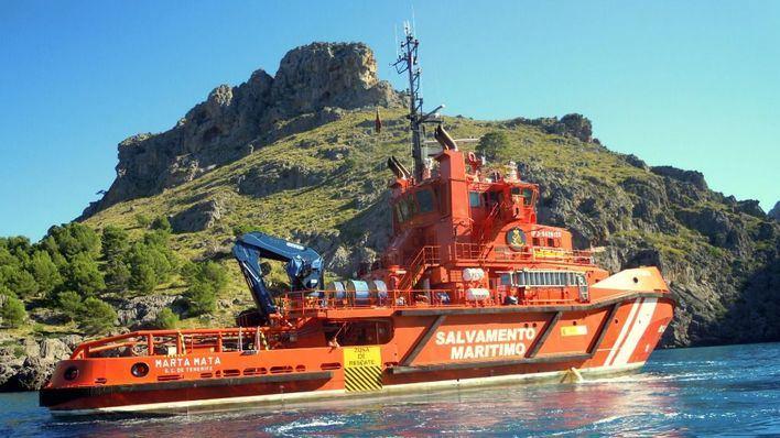 Salvamento Marítimo de Palma atiende a 799 personas en embarcaciones de recreo este verano
