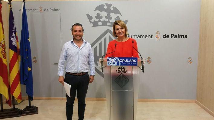 PP de Palma exigirá a Noguera el