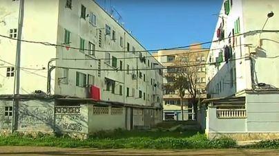 Urbanismo de Palma notifica desahucios a okupas de los bloques de Corea