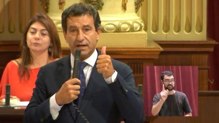 """Company afirma que """"las prioridades de Sánchez son Cataluña y Andalucía, no el REB balear"""""""