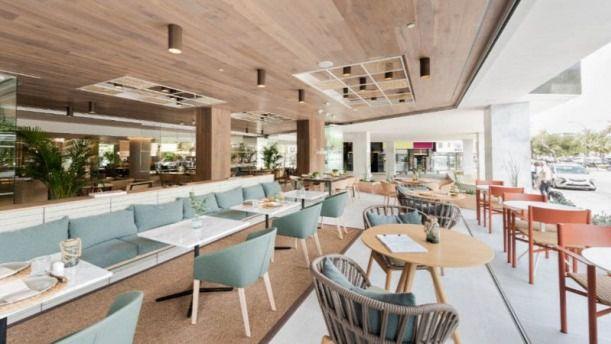 Moos, cocina sostenible en los bajos del hotel Meliá Palma Marina