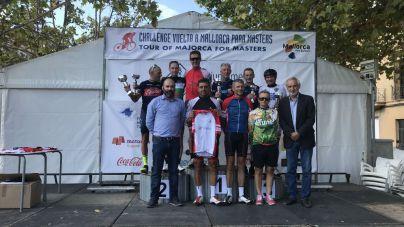 Jaume Font, de CC La Vileta, y Sandro Kühmel ganan en Lloseta